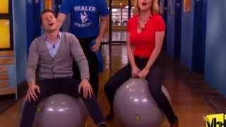 Carrie Keagan EPIC Bouncing Boobs and Cleavage