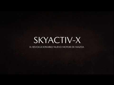 SKYACTIV-X: cómo funciona el revolucionario nuevo motor de Mazda