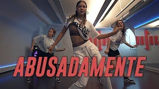 "Download Mc Gustta e MC DG ""ABUSADAMENTE"" | Duc Anh Tran Choreography Mp3"