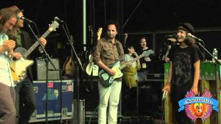 "Edward Sharpe & The Magnetic Zeros - ""Home"" - Mountain Jam VII - 6/5/11"