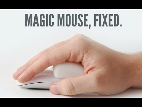 how to connect magic mouse to dell