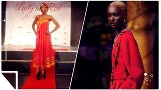 """""""LADY IN RED"""" Tamasha la Fashion lipo kwa ajili ya kunyanyua vipaji"""