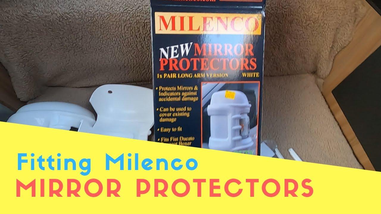 Milenco Mirror Protectors   Product Reviews