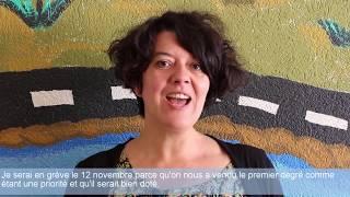 Grève du 12 novembre, raison 5 : une vraie priorité au primaire