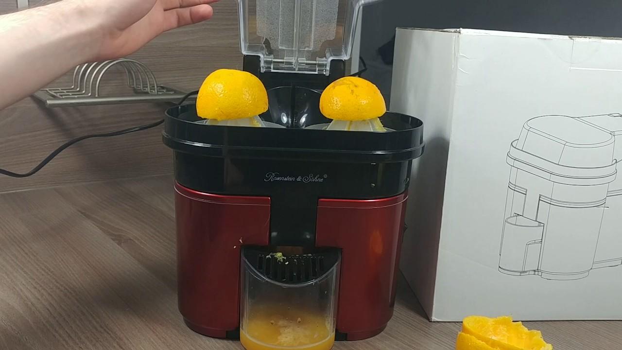 Orangenpresse elektrisch testsieger dating
