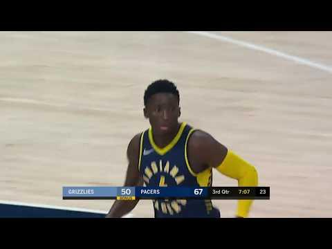 Memphis Grizzlies vs Indiana Pacers | October 17, 2018