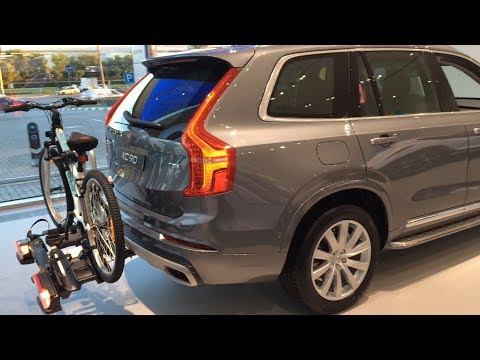 "Volvo и велосипед ""Volvo and bike"""