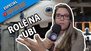ROLÊ DA MALENA STAND UBISOFT - ESPECIAL BGS 2015