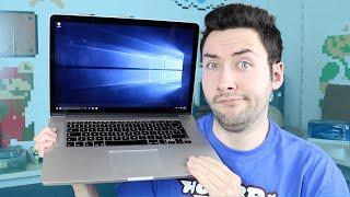 J'ai installé Windows 10 sur mon Mac !