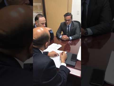Presentación de desafuero de Tarek Abdalá