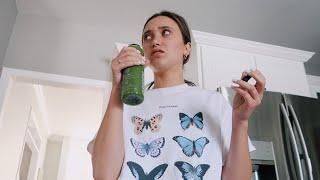 Download dramatic teenager tries a juice cleanse for 1 day Mp3 and Videos
