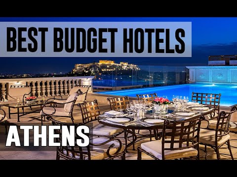 Cheap And Best Budget Hotels In Athens , Greece