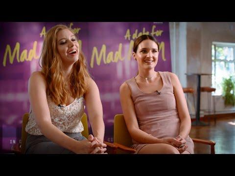 Seána Kerslake Charleigh Bailey talk A Date For Mad Mary