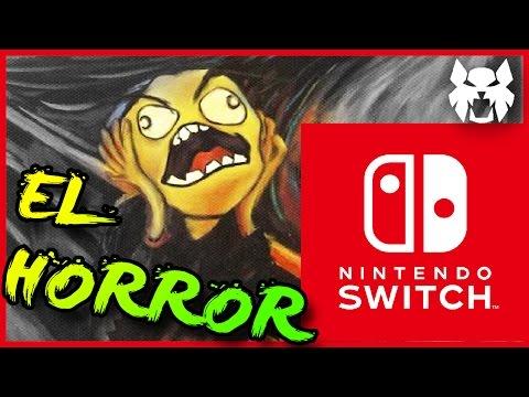 Reacción de la prensa a la llegada de Nintendo Switch - MightyRengar