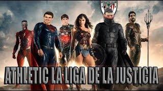trailer athletic la liga de la justicia hd by messizipi