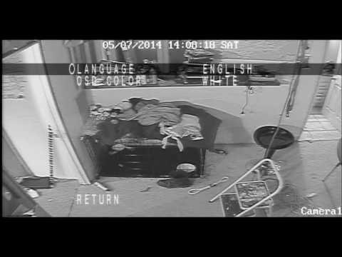 Craigslist killer home recording: July 5, 2014 (Part II)