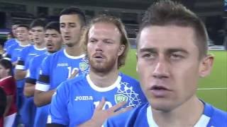 ★ Катар - Узбекистан ★ 0-1 гол Егора Кримца ( 2018 Чемпионат мира по футболу Отборочные) 06.09.2016