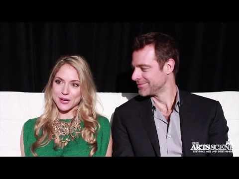 David Sutcliffe and Brooke Nevin discuss 'Cracked' Season 2