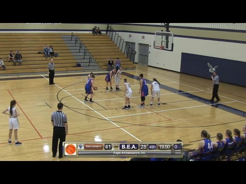 Girls Basketball vs. Saint Joseph Catholic Academy