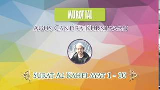 Gambar cover Murottal H. Agus Candra Kurniawan Surat AlKahfi ayat 1 - 10