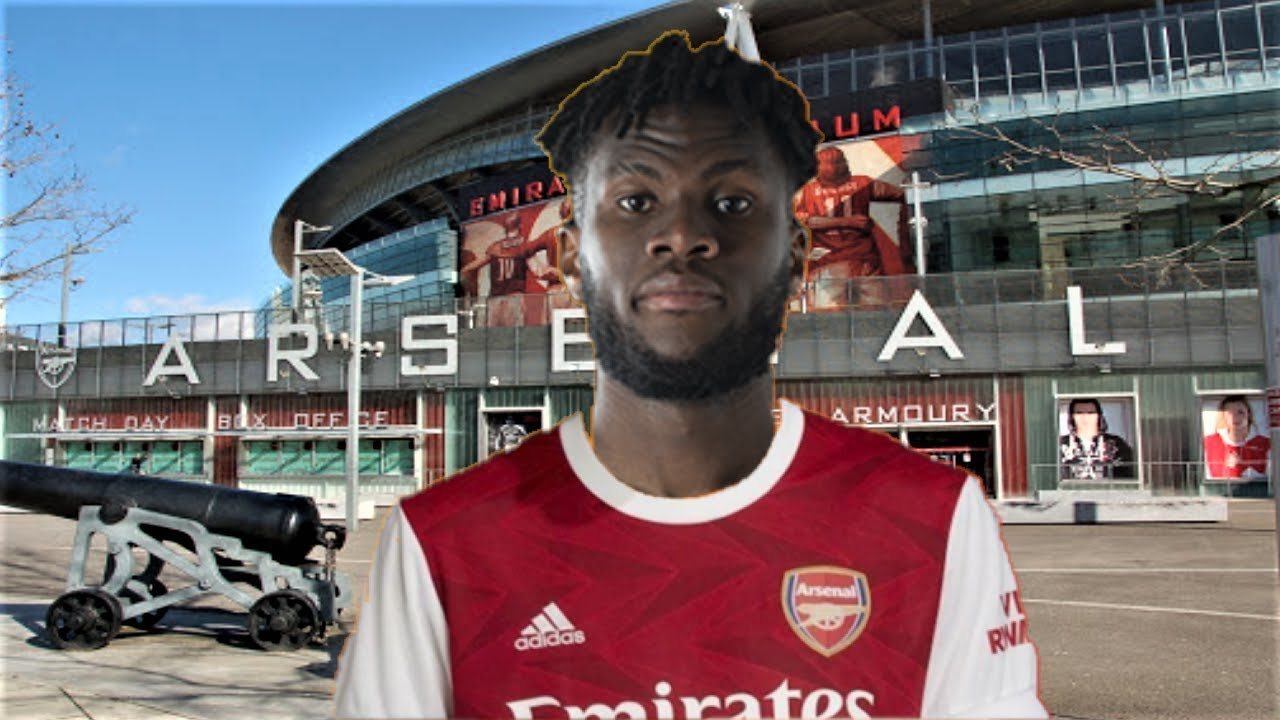 Welcome to Arsenal Franck Kessie | New Signing Coming #arsenal #kessie  #newsignings - YouTube