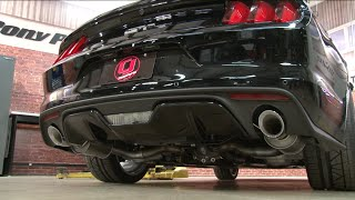 2015-2016 Mustang GT Roush Axle-Back Exhaust Sound Clips