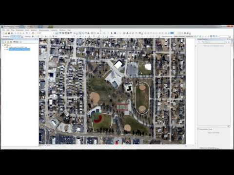 Georeferencing Imagery in ArcGIS 10.1