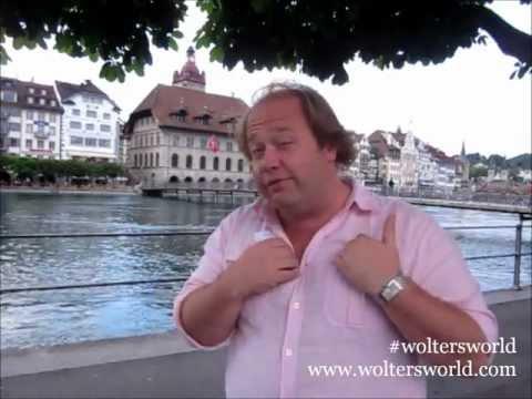 Top 10 Words in Swiss German