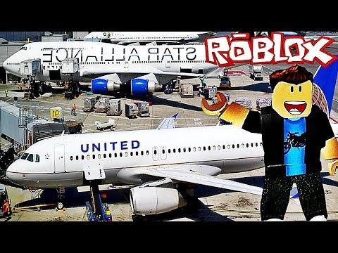 J'OUVRE UN AÉROPORT ! | Roblox !