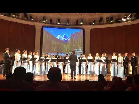 Сакен Сейфуллин - Тау ішінде (Камерный хор Государственной академ. филармонии акимата г. Нур-Султан)