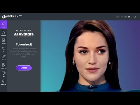 Synthetic Media vs CGI - Who Wins? | Alethea AI Beta Release