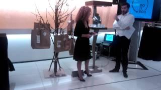 Kondylatos Jewellery @ TEDx Athens for Do it Eco Project Thumbnail