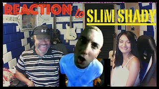 Producer Reaction To Eminem - Real Slim Shady (Please Stand Up)