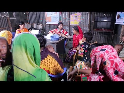 Health Services for Bangladesh's Urban Poor
