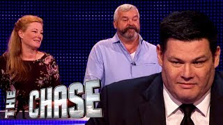 The Chase | Diane and Ron's £12,000 Final Chase Against The Beast