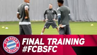 Final Training Session ahead of Sevilla - First 15 minutes | ReLive