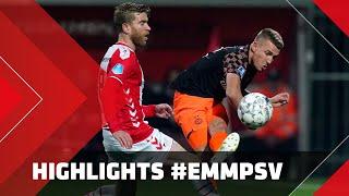 Highlights | Fc Emmen   Psv