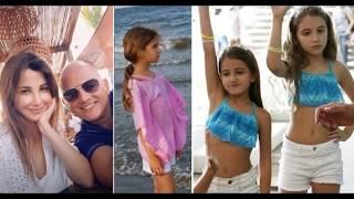 شاهدوا بنات نانسي عجرم بالمايوه على البحر وترقصان بالفيديو والصور