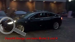 Tesla Model 3 Vorproduktion (PreProduction, Release Candidate)
