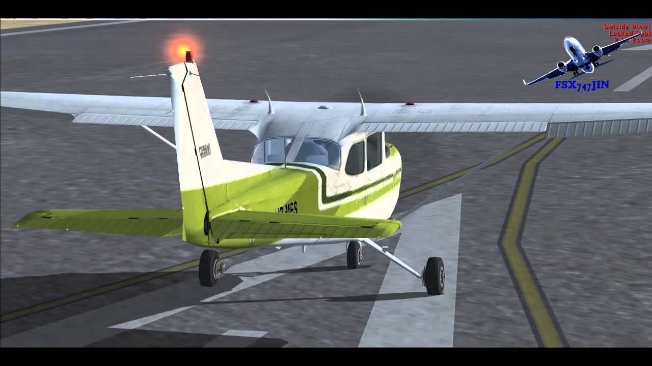Aircraft Parts And Components Explained For Beginners Fsx Cessena On 172