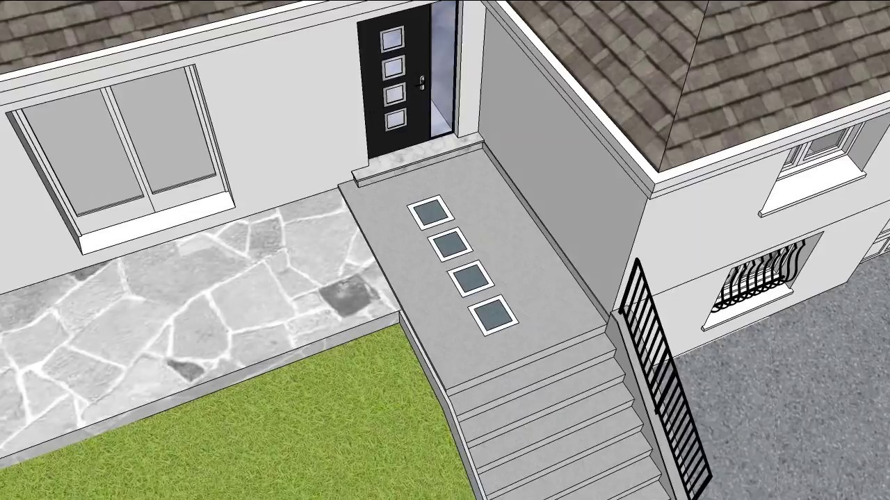 r novation d 39 escaliers en r sine de marbre youtube. Black Bedroom Furniture Sets. Home Design Ideas