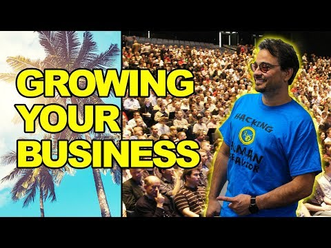 Why You WILL LOSE Your Business If You Don't Grow │Behavior Analysis