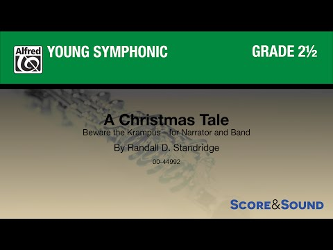 A Christmas Tale (Beware the Krampus) by Randall D. Standridge - Score & Sound