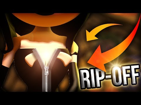 Thumbnail: WE UNZIPPED ALICE ANGEL.. IT'S NOT WHAT YOU THINK👀 [Bendy and the Ink Machine RIP-OFFS]