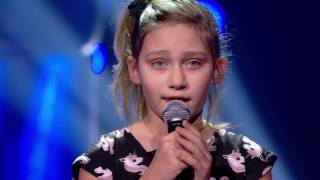 Anaboo Set Fire To The Rain Blind Auditions The Voice Kids VTM