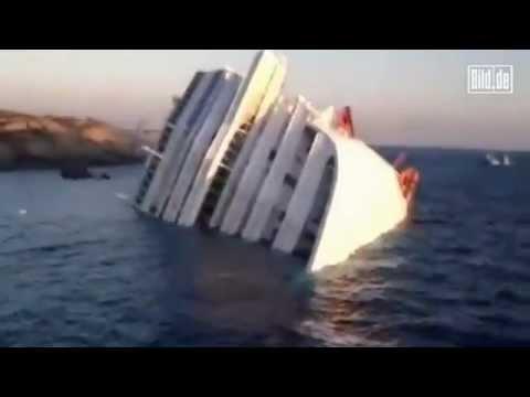 Schiffsunglück Italien