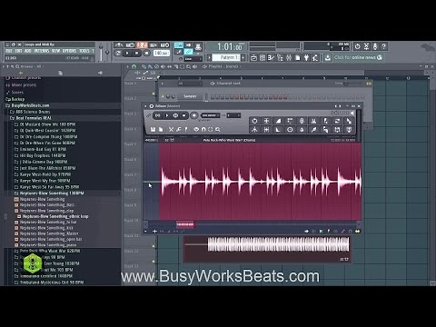 How to Use Loops and Midi in FL Studio