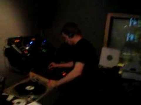 DJ Hatcha and Crazy D live at Kiss fm 28/11/06 pt4