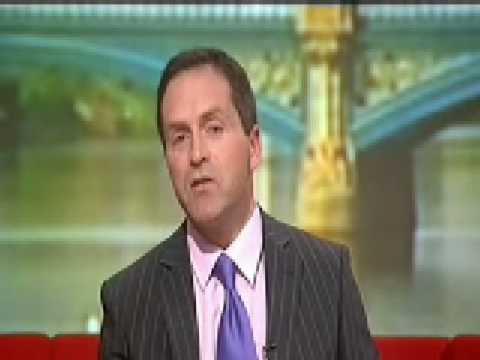 BBC News Reading example - Philip Hilton