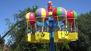Panoramabahn • Heide Park Resort | Mack Rides | Monorail | Onride